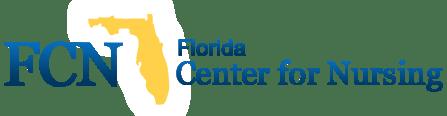 Florida Center for Nursing logo