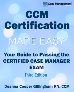 """CCM Certification Made Easy """"3rd Edition"""""""